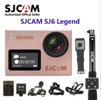 Original SJCAM SJ6 LEGEND WiFi 4K 24fps Ultra HD Notavek 96660 Waterproof Action Camera 2 Touch