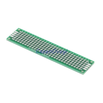 5pcs/lot 2x8cm 2*8 Double Side Prototype PCB Diy Universal Printed Circuit Board In Stock