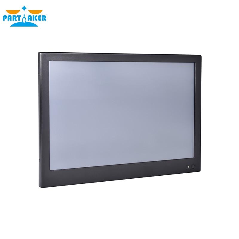 Partaker Z9 13.3 Inch Touch Screen Computer Desktop With Intel Quad Core J1800 4G RAM 64G SSD