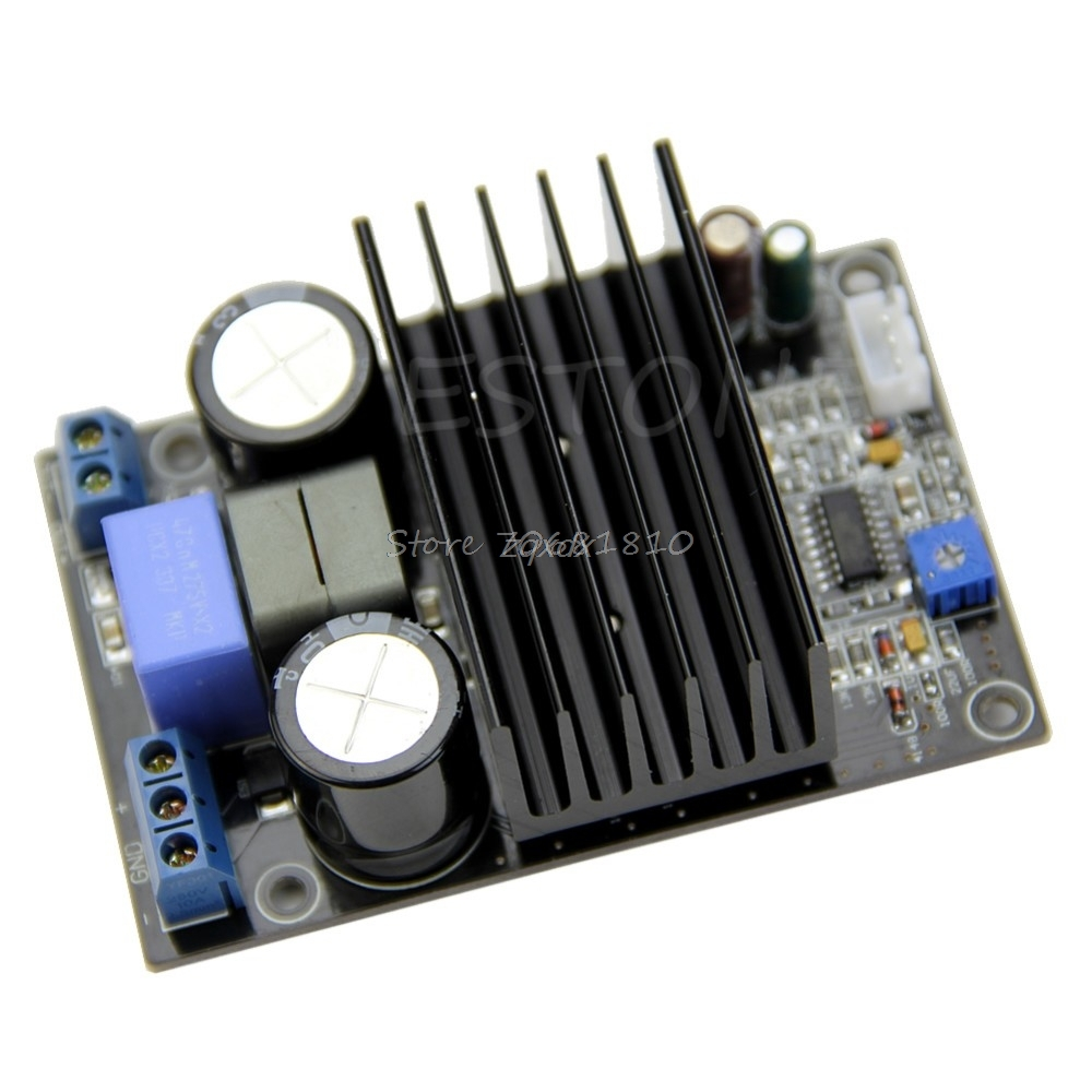 Irs2092 Class D Audio Power Amplifier Amp Kit 200w Mono Assembled Circuit Btl Pcb Tda8920 High Efficiency Board Aeproductgetsubject Aeproduct