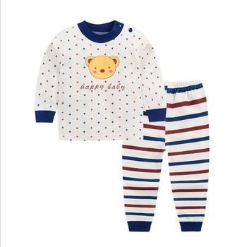 Cotton Baby Girls Clothes Winter Newborn Baby Clothes Set 2PCS CartoonBbaby Boy Clothes Unisex Kids Clothing Sets bebes 4