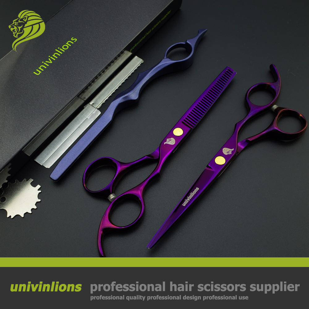 6 hot professional salon hair scissors hairdresser scissor hair cutting scissors thinning shears barber haircut tijeras ciseaux 6 0 5 5 inch thinning teeth blade scissors hair shear for salon hairdressing barber scissor shears tesoura de cabeleireiro