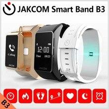 Jakcom B3 Smart Band Bluetooth talkband сердечного ритма шагомер умный браслет спорт здоровье браслет с плеера ответ на вызов