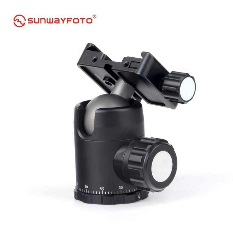 SUNWAYFOTO FB-28i DSLR 카메라 삼각대 볼 헤드 용 삼각대 - 카메라 및 사진 - 사진 2