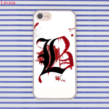 Death Note Ryuk kira Hard Shell Phone Case for iPhone