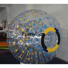 Людской Zorb Надувной тело Зорб водные balles игры на открытом воздухе надувной мяч человек рулона внутри
