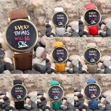 2016 best-selling models women watch famous brands Women's Fashion Women Men Unisex Analog Quartz Sport Wrist Watch Watches