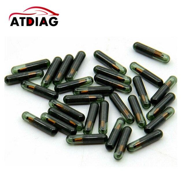 Atacado 10 8E pçs/lote Frete Grátis Chip de Auto transponder chip (vidro) Fit For Honda Audi ID8E chip de Transponder