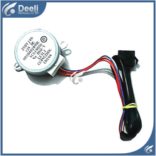 1pcs original for Air conditioning Dual synchronous motor wind motor stepper motor35BYJ46 0010402899E 12V 2899E