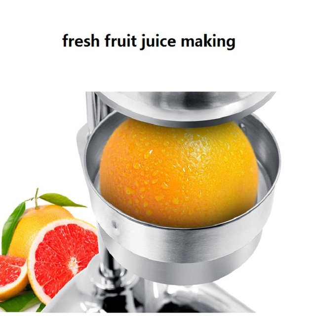 WantJoin Stainless Steel press juicer Lemon Oranges queezer Commercial Pomegranate Fruit Juice Extractor Press juicer maker home 3
