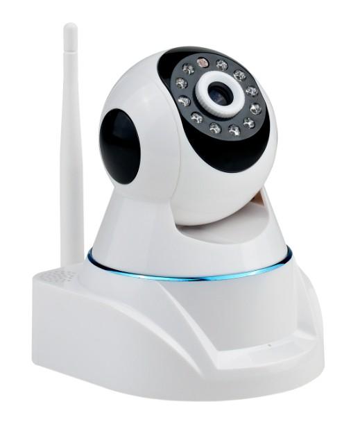 H.264 million HD P2P network camera in real time monitoring wireless WIFI mobile phone camera IP