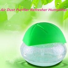 Новейший очиститель пыли для мытья воды для дома и офиса, портативный очиститель пыли, увлажнитель воздуха, светодиодный светильник