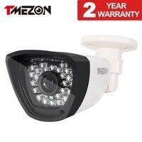 Tmezon 1200TVL 30Lens CCTV Camera High Definition Security Bullet Waterproof Camera Night Vision 85ft