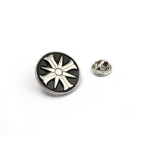 J Metal Brooch Pins Accessories Gift For Women Men Jewelry