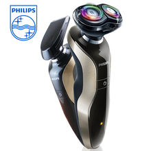 Philips professional electric Shaver for men waterproof 2 floating heads with pop-up trimmer full bady washable razor S551 цена в Москве и Питере