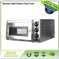 Merci Chef Stainless Steel Electric Pizza Oven Cake roasted chicken Pizza Cooker Commercial use Kitchen Baking Machine 220V