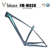 Обновленная Tideace 2019 китайский MTB рама 29er 142 мм/148 мм boost рама для горного велосипеда 29 карбоновая рама для велосипеда max 2,35 шины