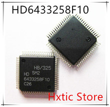 NEW 1PCS LOT HD6433258F10 HD6433258 6433258F10 QFP IC