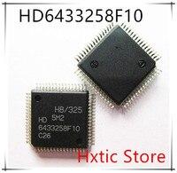 YENI 1 adet/grup HD6433258F10 HD6433258 H8/325 6433258F10 QFP IC