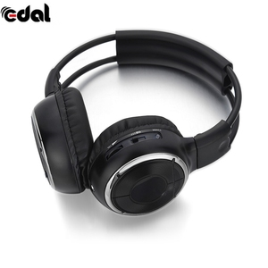 Foldable IR Infrared Headphone