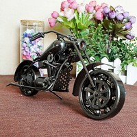 M182 Sports Car Model Motorcycle Car Model Metal Crafts Home Office Table Decor 26 7 15