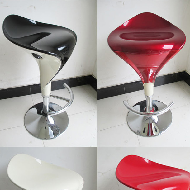 Household stylish bar stool counter barstool Continental Dining tables and chairs ergonomic lifting transfer