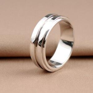 Supernatural Sam Dean Winchester pierścienie dla kobiet mężczyzn czysta 925 Sterling Silver replika film biżuteria Party prezent darmowa grawerowanie