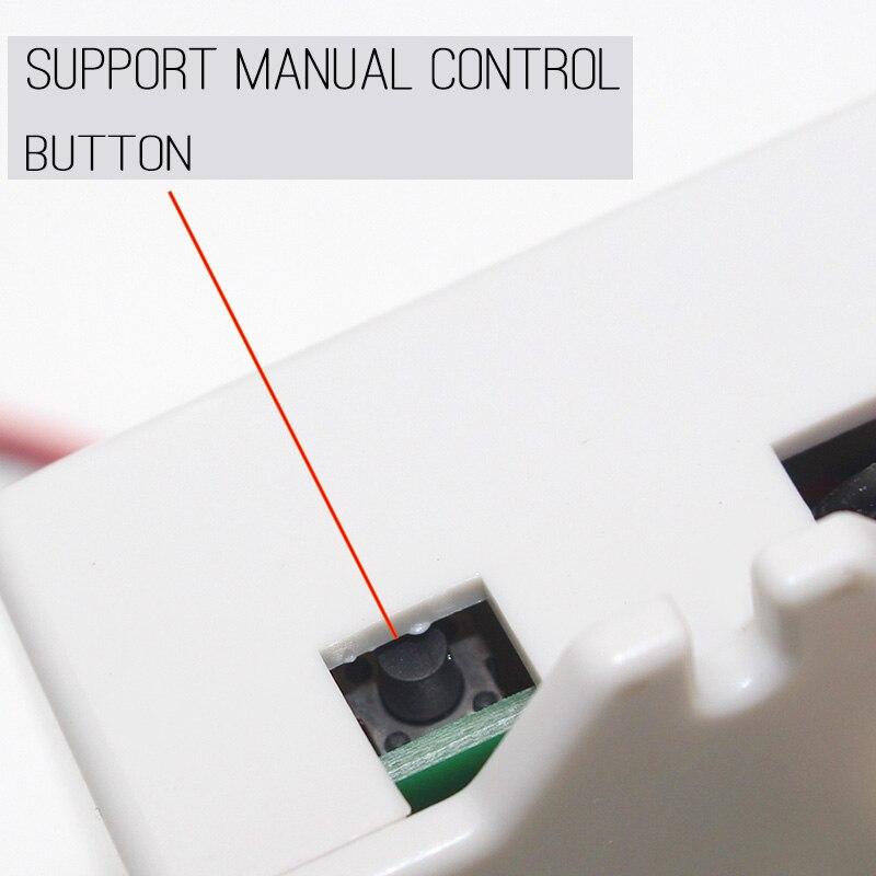 Interruptor de Toque v Interruptor Inteligente Preto Wi-fi