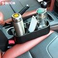 Assento de carro Universal Costura Cunha Copo Para VW Jetta MK5/Golf 6 4/5/6/7 CC Tiguan Touran Passat B5/6/7 POLO Skoda Octavia Fabia Superb