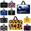 Neoprene 10 12 13 15 17 inch Zipper Notebook Bag For Macbook Pro 15 13 11 Case Pouch Bags For 10.1 11.6 13.3 15.6 17.3 Netbook