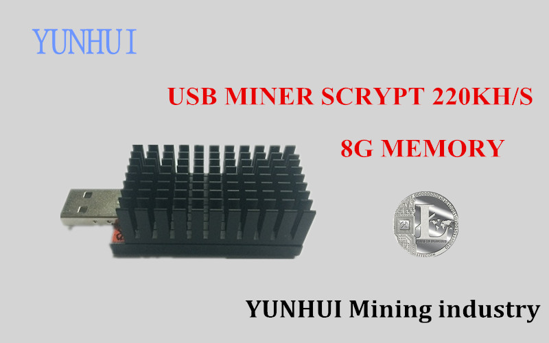 Yunhui 220kh/asic Litcoin , Antminer U2