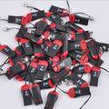 DHL frete grátis 10000 pçs/lote, apito usb 2.0 t-flash cartão de memória leitor/tfcard/leitor de cartão micro sd