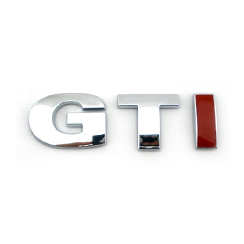 ABS GTI TDI GTD TDI Sport Edition Wolfsburg Edition Emblem Badge Sticker