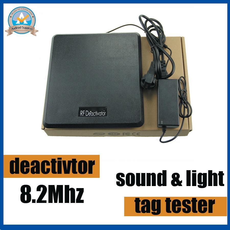 Deactivator, Tag tester, la Nuova tecnologia RF8.2Mhz eas deactivator decodifica macchina 1 set con funzione 2 in 1Deactivator, Tag tester, la Nuova tecnologia RF8.2Mhz eas deactivator decodifica macchina 1 set con funzione 2 in 1