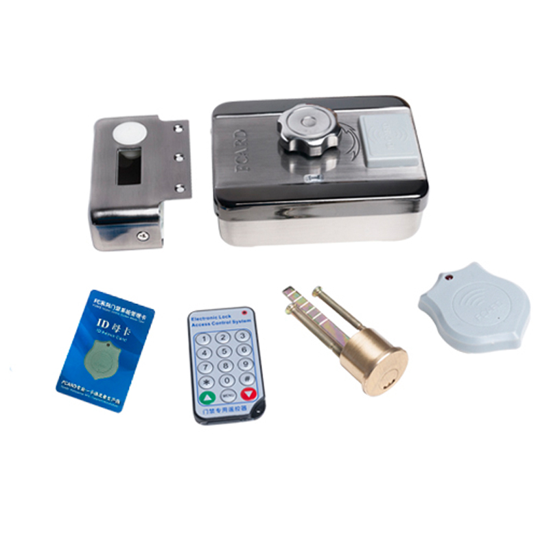 FCL-918E Free Shipping Copy And Delete Card Burglar RFID Lock TTL232 Network Communication Burglar Management