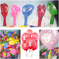 50 шт./лот латексные шары Милый цифровая печать день рождения украшения латексные шары Оптом