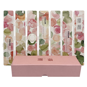 Image 5 - Superior 18/38/58Colors Fold Solid Watercolor Paint Set With Water Brush & Gifts Box Watercolor Pigment For painting Water color