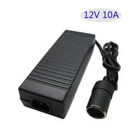 AC 100V 240V Converter Adapter DC12V 10A Car Power Supply Cigarette Lighter Converter 12V10A AC DC adapter 120W Table type