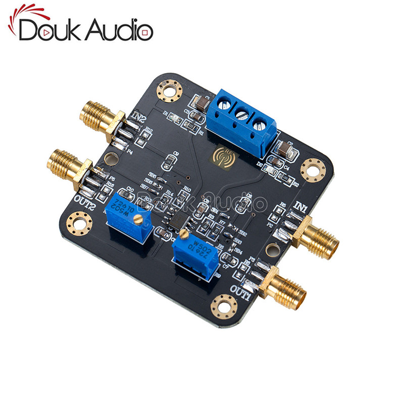 Circuits Accessories & Parts Fashion Style Ths3202 Current Mode Operational Amplifier Module Dual Channel Op Amp 2ghz 115ma Extremely Efficient In Preserving Heat