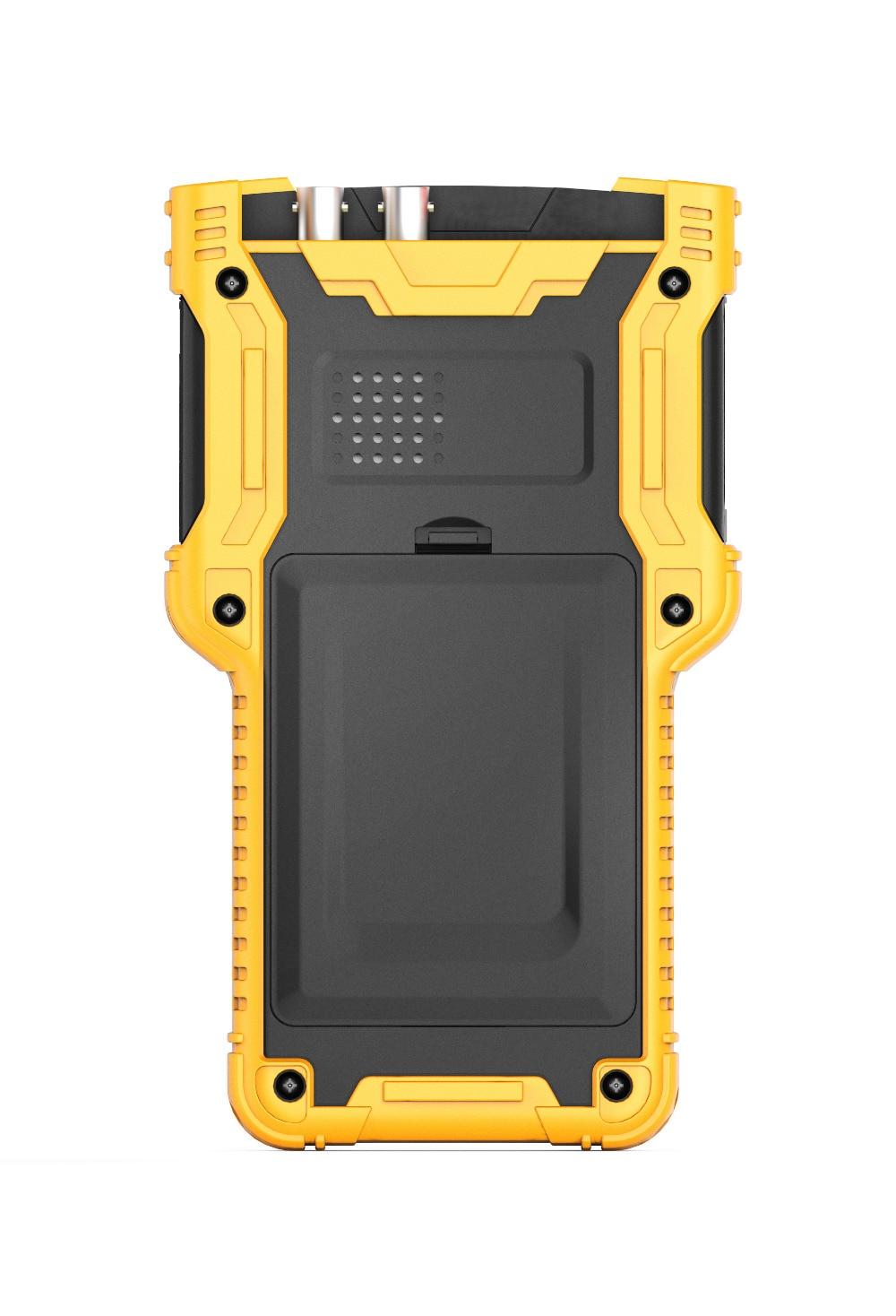 4 Inch H.265 4K IP CCTV Tester Monitor Analizor camera Tester Onvif - Securitate și protecție - Fotografie 5