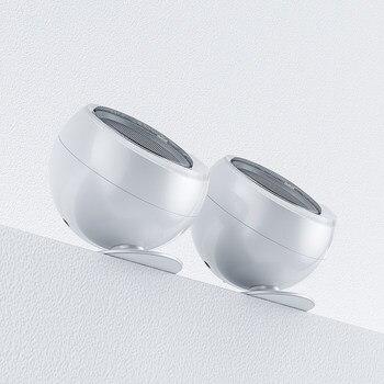 Outdoor Sound System Wireless | Desktop Portable 5.0 TWS Bluetooth Speaker Mini Wireless Loudspeaker Outdoor Speaker Sound System Radio Music Surround Subwoofer