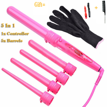 2015 New Arrival Hair Styling Tools Pro 5 In 1 Hair