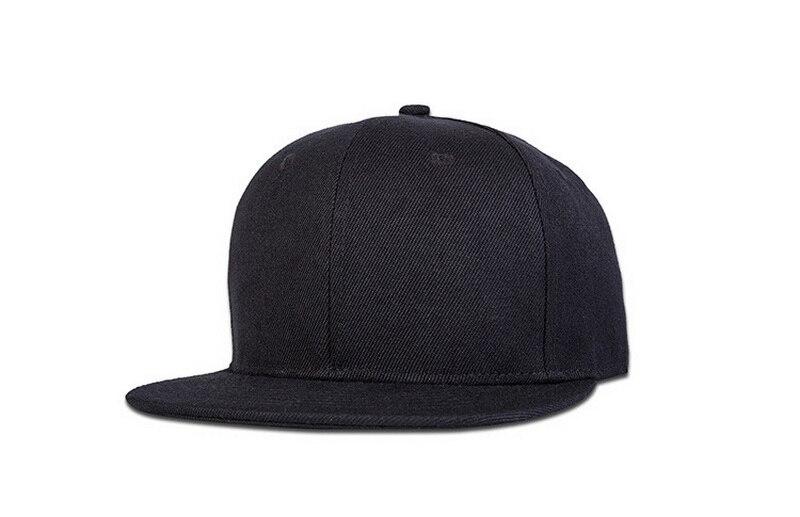 0ad70269a2d Brand NUZADA Hip Hop Hats Men Women Baseball Caps Snapback Solid ...