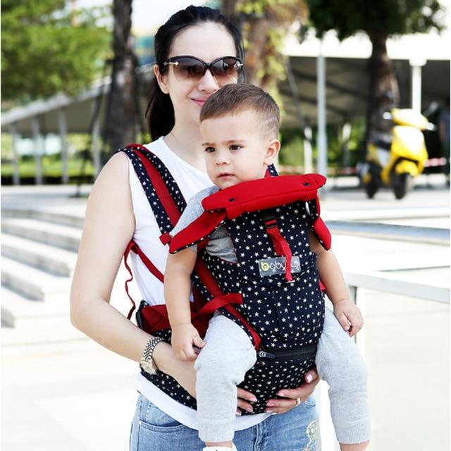 fa028c543c4b Nouveau kangourou style 0-36 mois porte-bébé avec siège pour hanche hipseat  Une