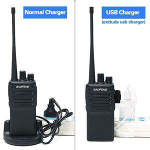 Image 2 - 2PCS Baofeng BF V9 USB 5V 빠른 충전 워키 토키 5W UHF 400 470MHz 16CH 햄 휴대용 라디오 BF 888S 양방향 라디오의 업그레이드
