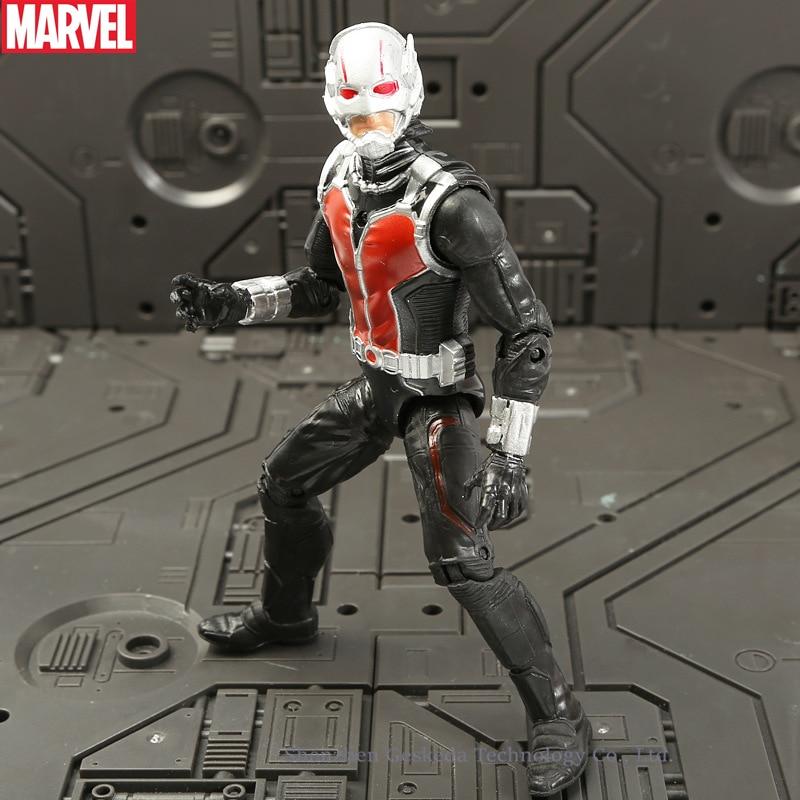 Hasbro Marvel Avengers Alliance tyrants Iron Man Ant-Man Panthers Ants Dolls Hand-made Models Children Adult Toys