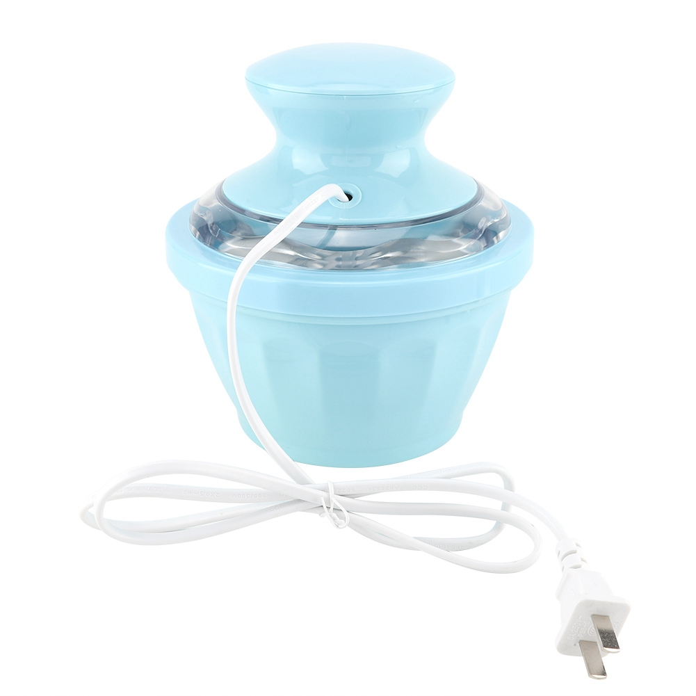 Portable and Automatic 220V Home Ice Cream Maker for Making Frozen Dessert and Ice Cream Quickly 14