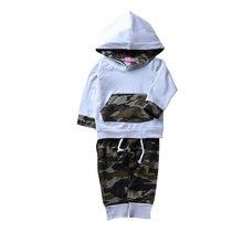 Комплект одежды для малышей; Белые топы; Комбинезон с капюшоном