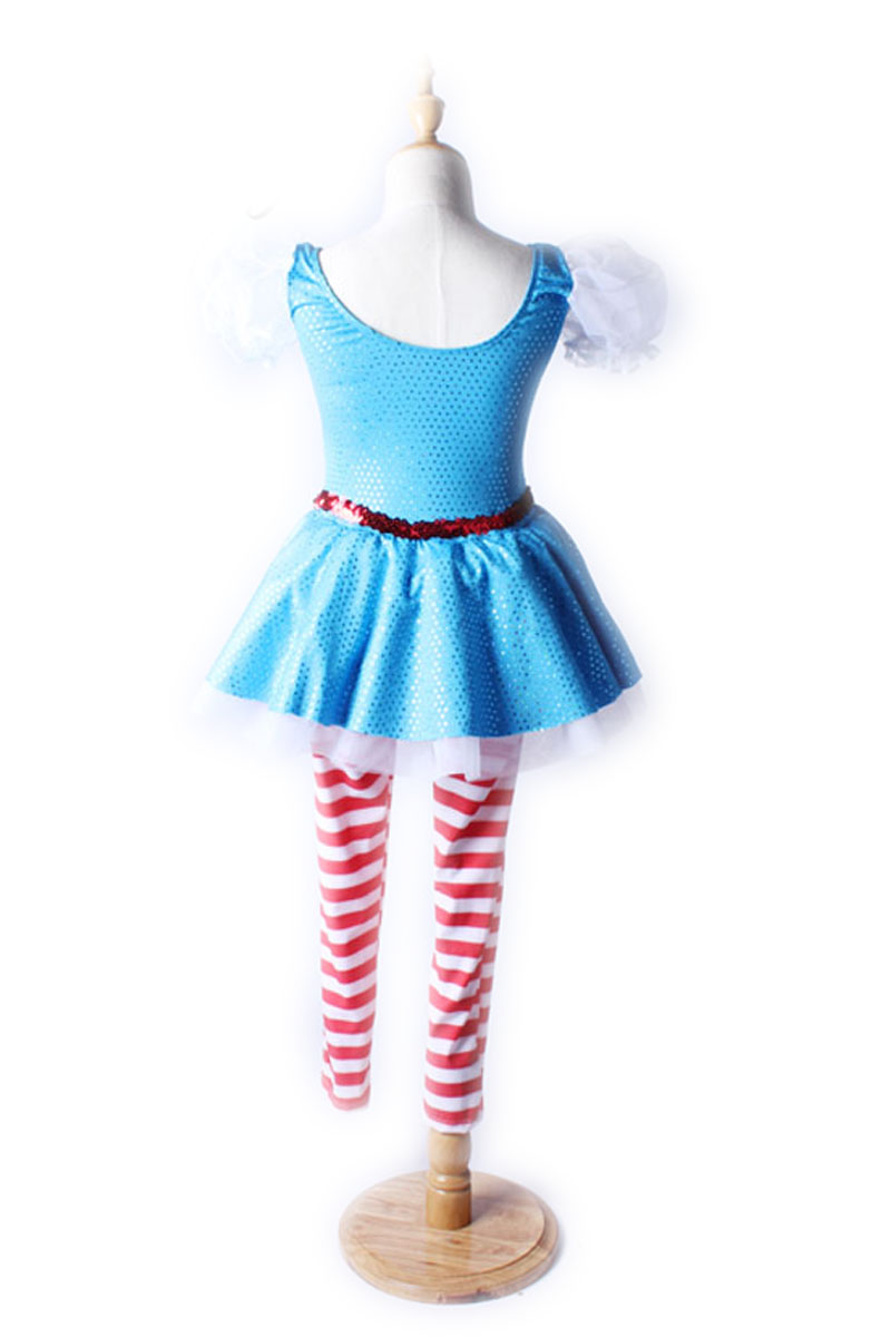 Rudens / žiemos vaikai Moteris Naujosios asmenybės charakterio - Karnavaliniai kostiumai - Nuotrauka 5