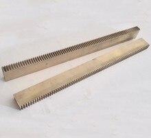5x10x`50mm  0.5M- Metal Drive Rails Slide Precision Motors DIY Small Module Spur Gear Rack